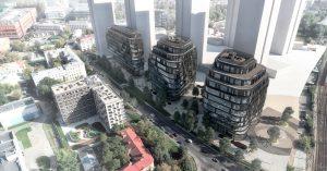 Офисы-«жуки» хотят построить на месте снесенного «Холодильника» в Жуковом проезде