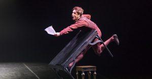 Борис Эйфман отмечает юбилей московской премьерой «Страстей по Мольеру» на сцене Большого