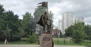 Нашли место: памятник князю Александру Невскому установят в районе проспекта Вернадского