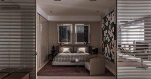 Квартира недели: студия в районе Арбата для ценителей искусства