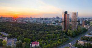 На Большой Черемушкинской построят небоскребы с террасами