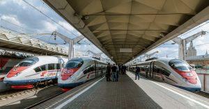 Москва наконец согласовала проект скоростной железной дороги в Петербург