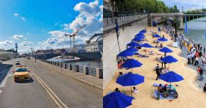 Как в Париже: Кадашевскую набережную предложили закрыть для машин