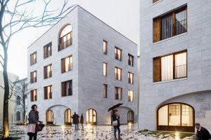 Показали, как будут выглядеть современные «белокаменные особняки» на Ильинке