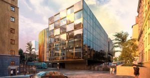 В Басманном начинается строительство нового кампуса Бауманки: закончат в 2024-м
