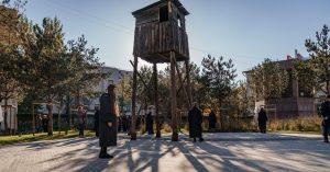 Как появился сад памяти жертв политических репрессий у здания Музея истории ГУЛАГа на Самотеке