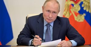 Путин разрешил ввести нерабочие дни с 30 октября по 7 ноября с сохранением зарплаты