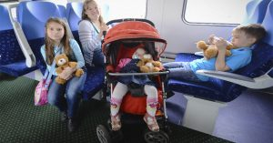 Мосгордума поддержала бесплатный проезд в транспорте для обоих родителей в многодетных семьях