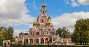 Дом недели: храм Покрова в Филях