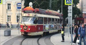 «Аннушка» состарилась: легендарный трамвай продают, потому что он не «Витязь»