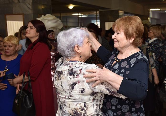 Торжественное к празднику 8 марта, Белово, ЦДК, 5 марта 2019 г