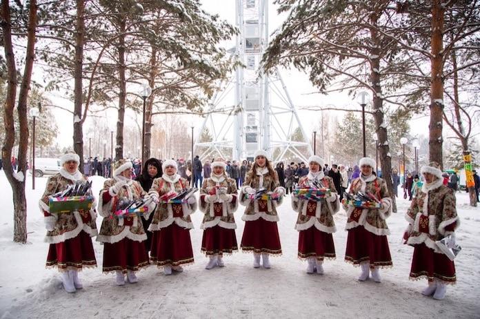 Празднование Дня города Белово, 80 лет Белово. Сергей Цивилев на Дне города в Белово