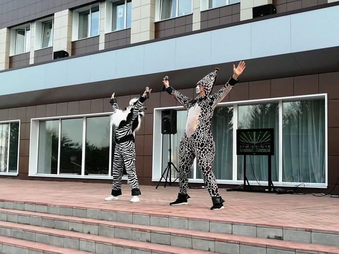 ЦДК. Открытие нового творческого сезона, 15 сентября 2020 г