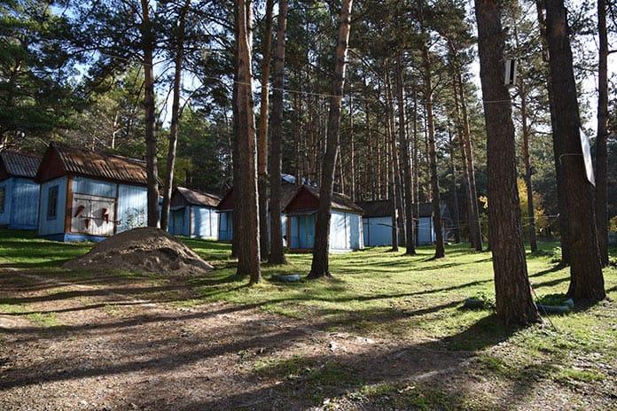 Лагерь «Алые паруса» отремонтируют к новому году
