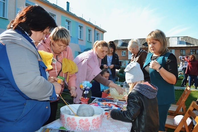 Чистые игры в Белово, 21 сентября 2019 г, Бабанаково