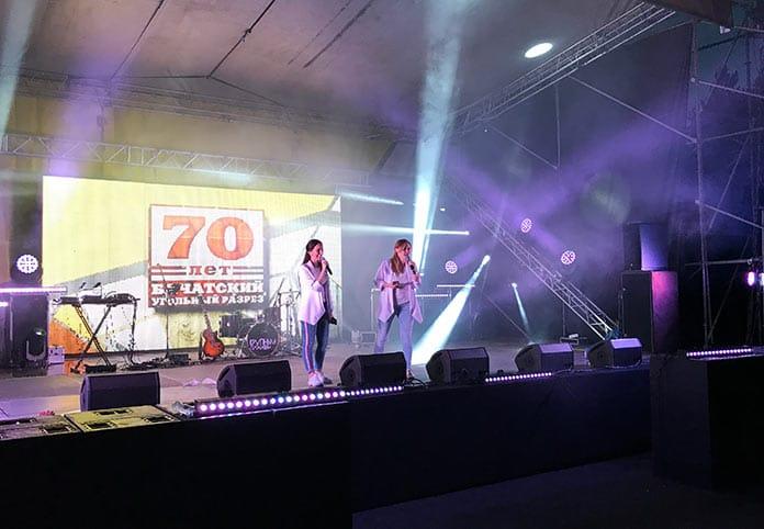 День шахтера 2019, Бачатский