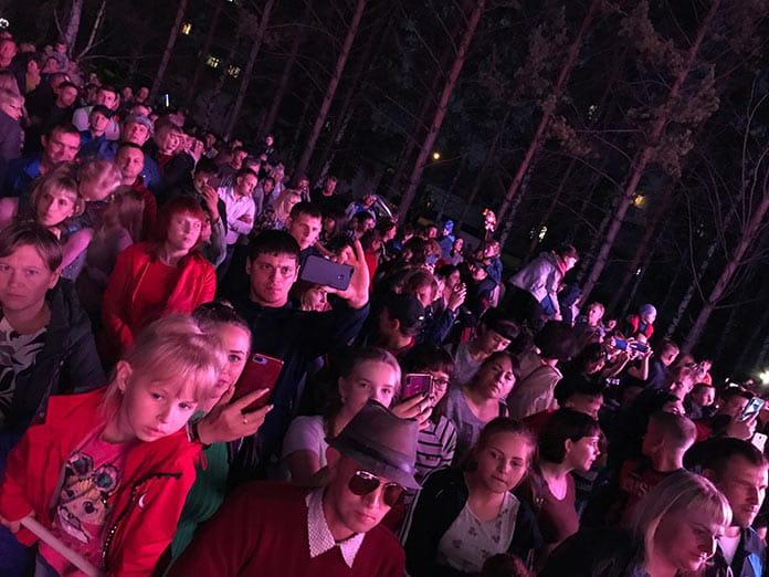 5sta Family, День шахтера 2019, Бачатский