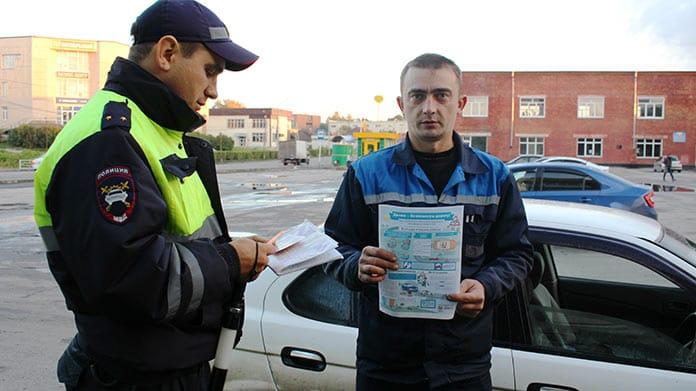 В Белове стартовала неделя безопасности дорожного движения