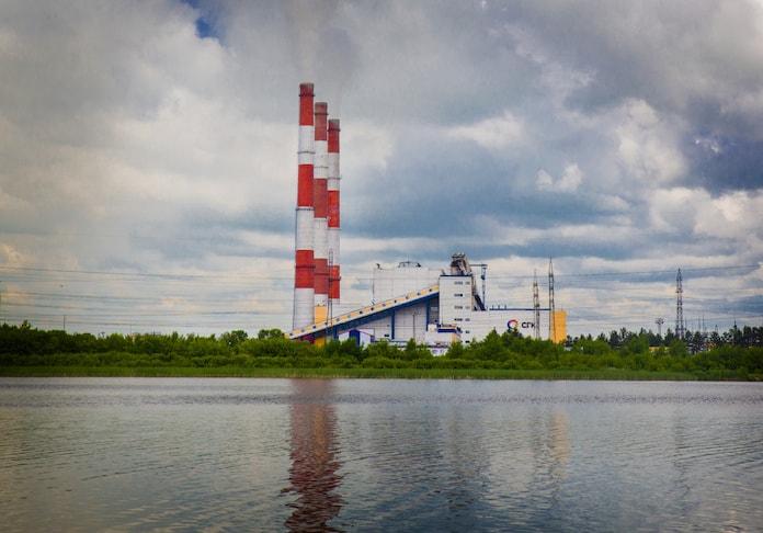 Объем воды в Беловском водохранилище — 59 миллионов кубометров