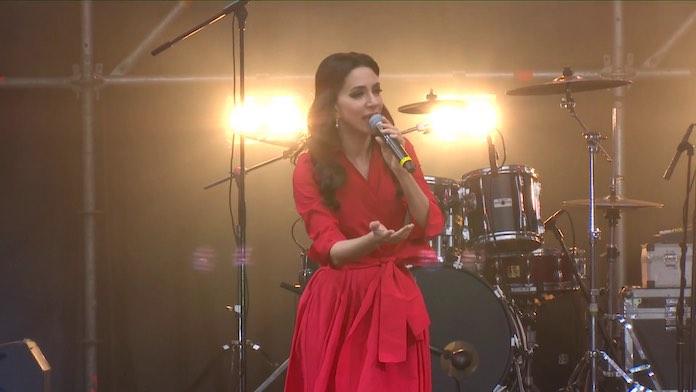 Зара. Песни Победы Кемерово 11 мая 2019 концерт