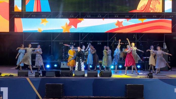 Тамара Гвердцители. Песни Победы Кемерово 11 мая 2019 концерт