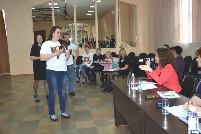Конкурс Семья экология культура в Белово, 13 марта 2019