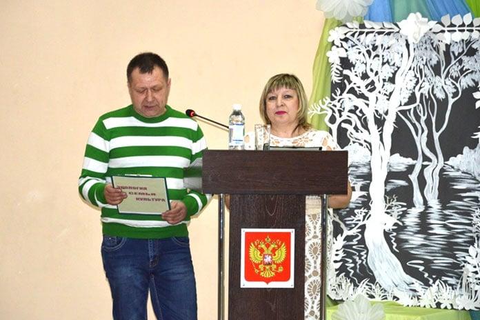 Семья Харченко. Конкурс Семья экология культура в Белово, 13 марта 2019