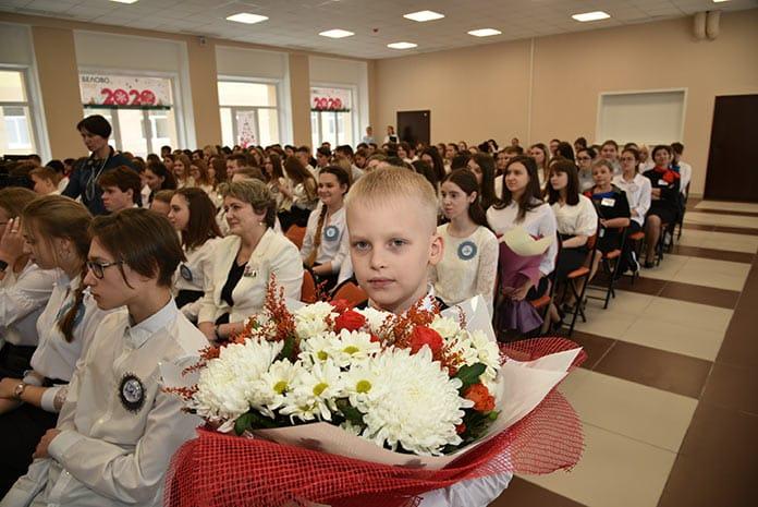 В Белово в Новом Городке открылась после капремонта школа №19
