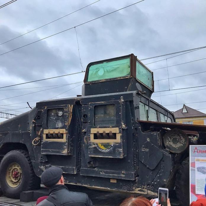 Акция Сирийский перелом в Новокузнецке, Кемеровская область