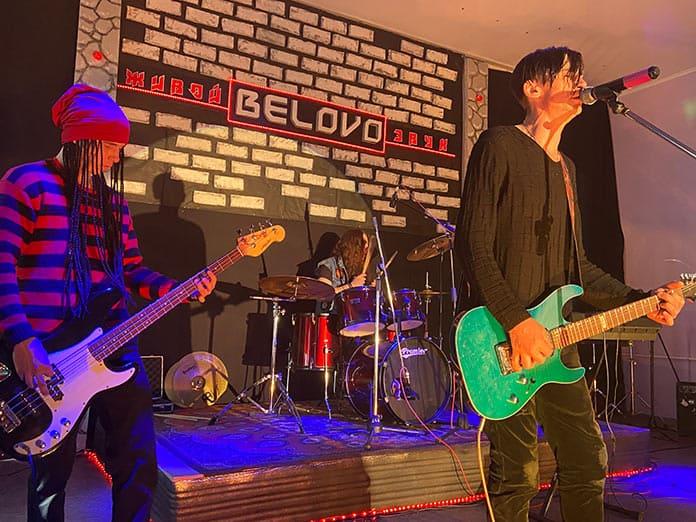 VI городской открытый фестиваль рок-музыки «Живой звук -2021»