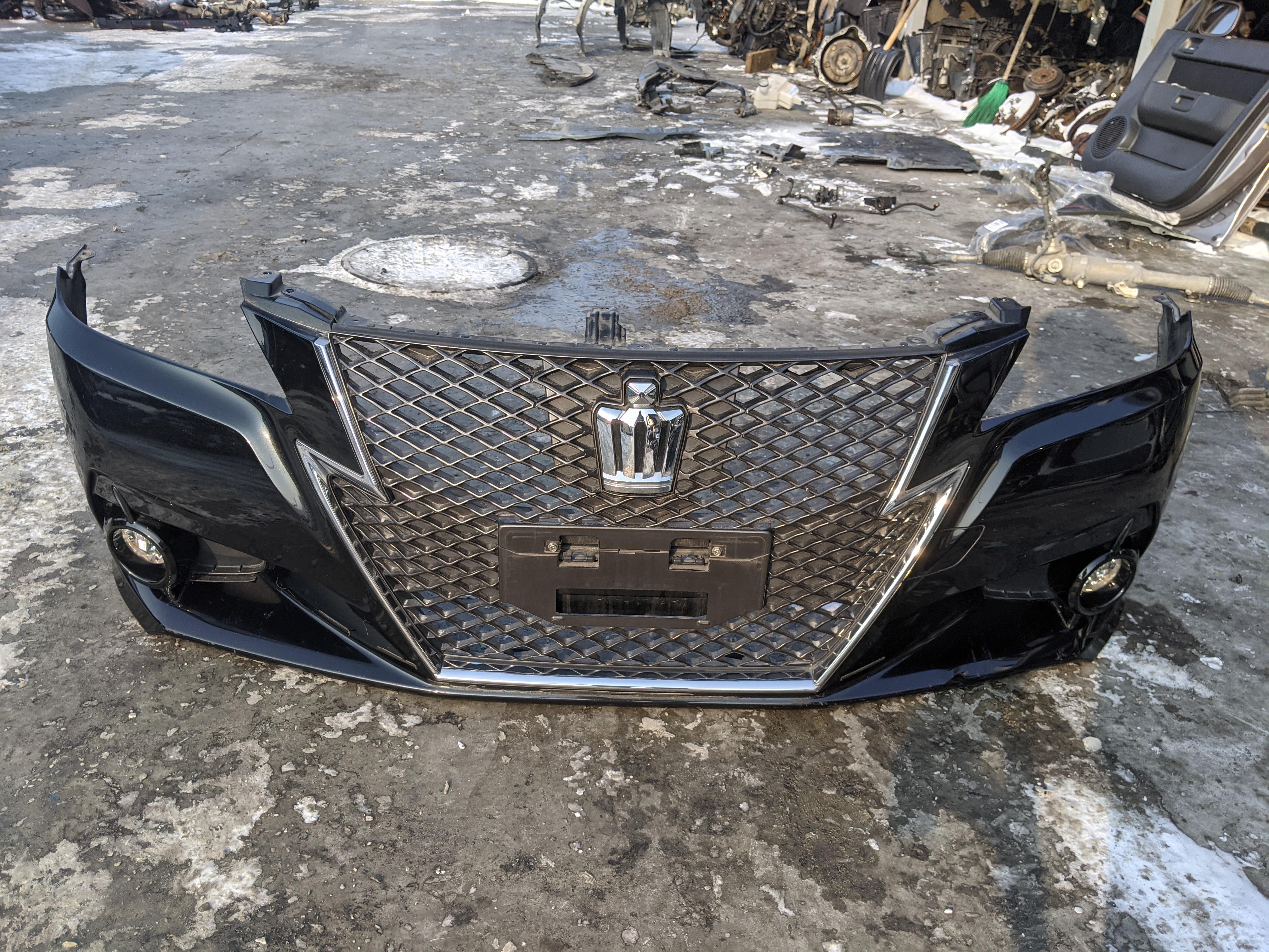 Контрактные запчасти для японских авто
