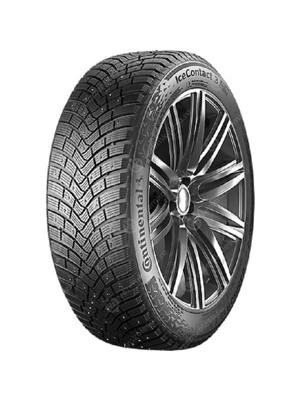 Continental ContiIceContact 3 TA FR 205 50 17 XL Ш
