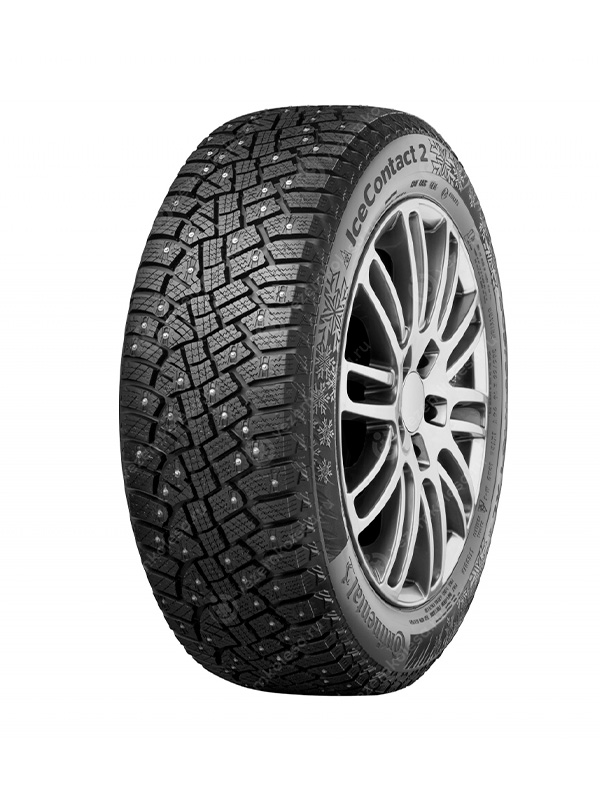Continental ContiIceContact 2 KD SUV 215 60 17 SUV Ш