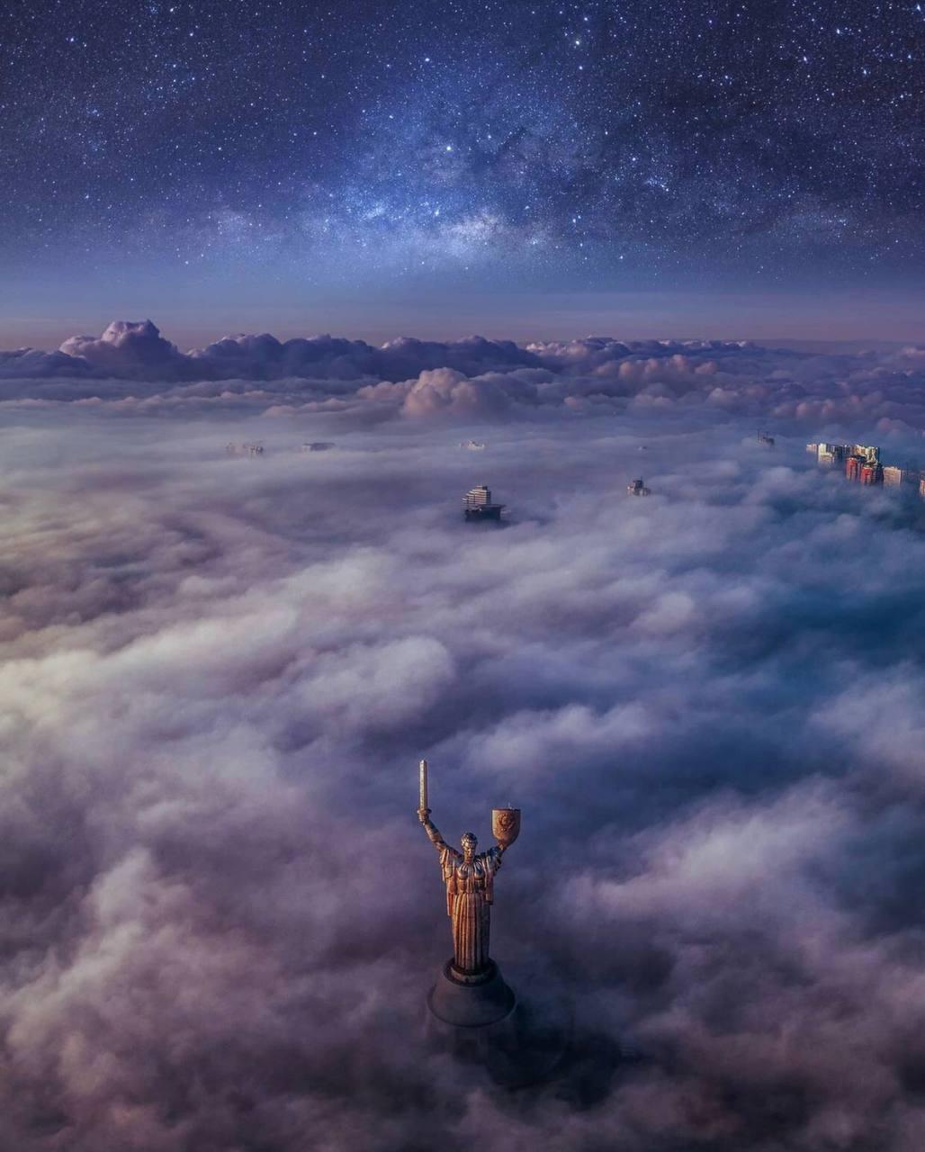 Завораживающие снимки непогоды от Брента Шевнора