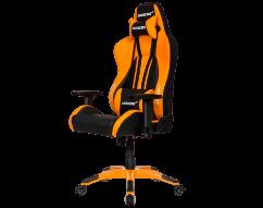 AKRacing Premium Plus Black Orange