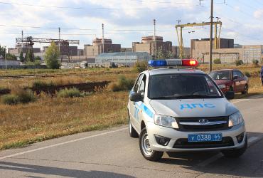 Рядом с Балаковской АЭС состоятся учения Росгвардии
