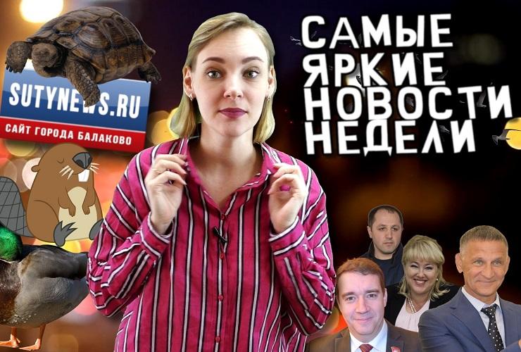 Суть недели. Самые яркие новости от sutynews.ru. Выпуск от 19 апреля