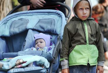 """Украинские беженцы: """"Нас вынуждают идти на улицу с детьми зимой!"""""""