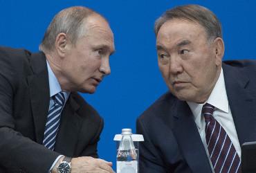 Транзит елбасы: Поймет ли Путин намек Назарбаева?
