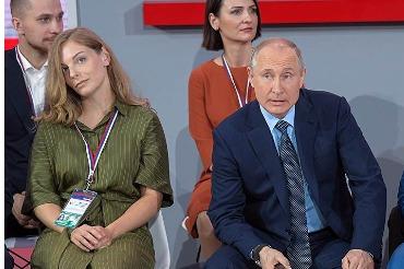 Как Владимир Путин из Сочи до Екатеринбурга добрался