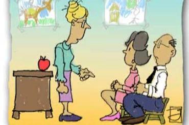 Родительское собрание. Как вырасти достойными людьми?