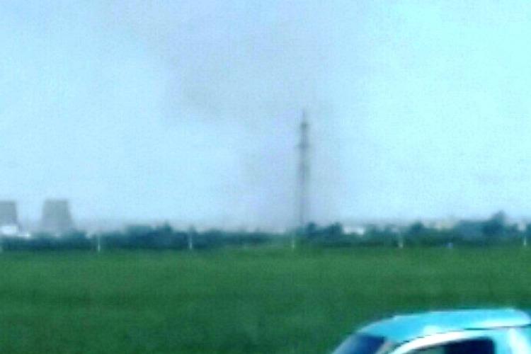 Читатели Sutynews.ru: Удушливый дым продолжает валить со стороны БРТ?