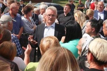 Власти как могут гасят народный бунт в Чемодановке