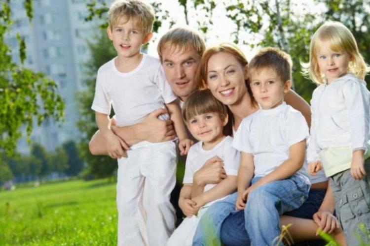 Многодетные семьи могут компенсировать расходы по оплате ЖКУ