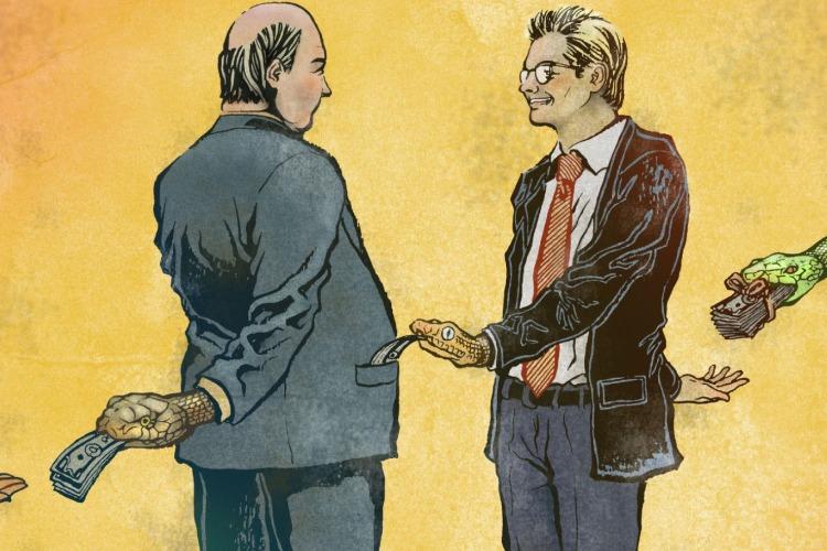 Балаковца наказали за антисоциальную сделку