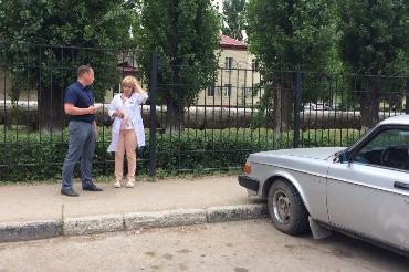О парковках для инвалидов в медучреждениях Балакова