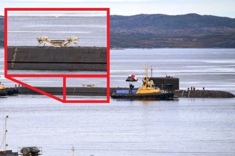 Что известно о гибели 14-ти подводников на секретной подлодке Лошарик
