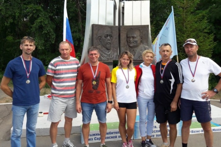 Балаковские лыжероллеры отличились на Кубке области