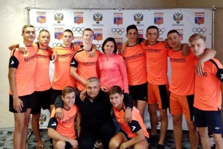Балаковский студент стал призером Спартакиады России