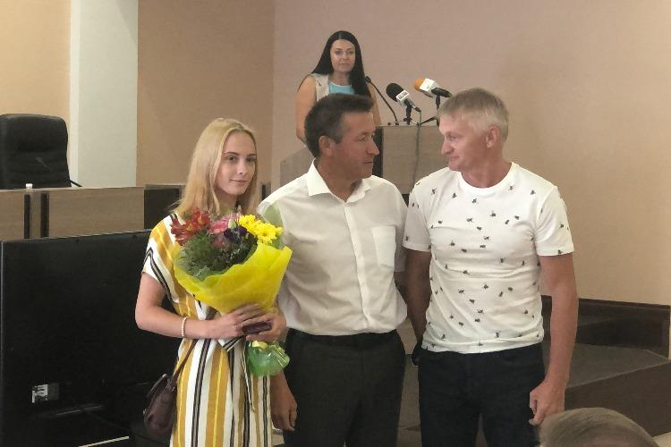 Ольга Борисова стала мастером спорта России по дзюдо